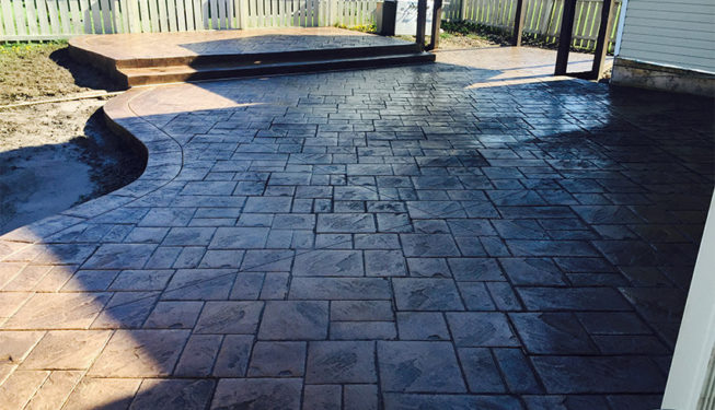 Pattern: Notched Old English Ashlar Slate