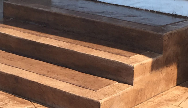 Pattern: Custom Built Steps