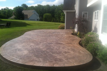 Pattern: Grand Slate - Colors: Porcelain Gray With Walnut And Gray