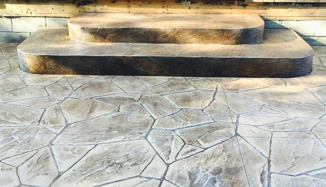 Pattern: Large Random Flagstone